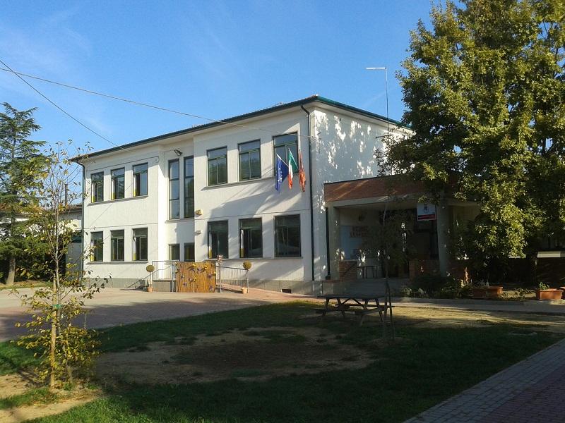 Restauro della scuola elementare Vespucci di Mogliano Veneto (TV)