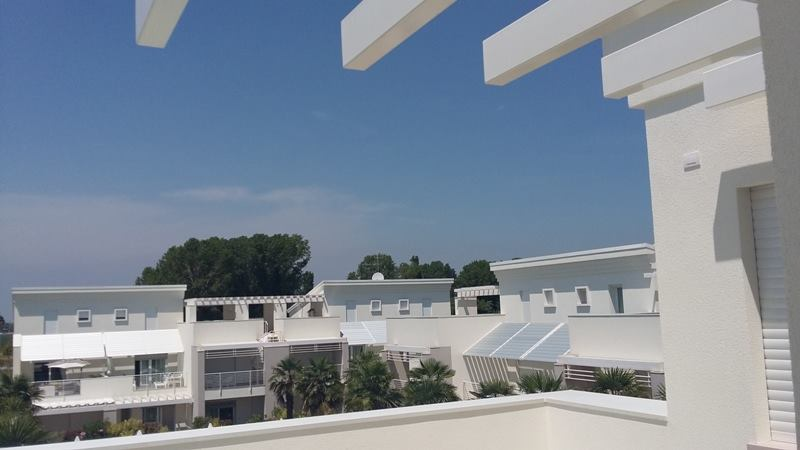 Residence Nympheas, costruito a Jesolo Lido (VE) in classe energetica A