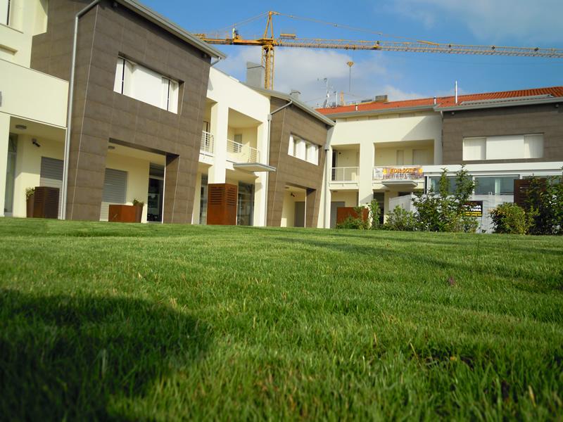 Un progetto di nuova costruzione con spazi residenziale e direzionali/commerciali a Camalò di Povegliano