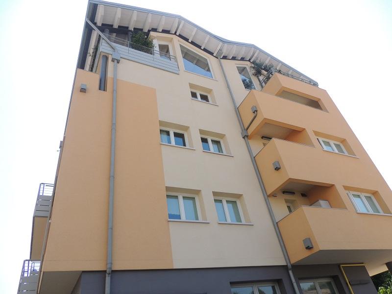 Disponibili spazi direzionali o commerciali a Montebelluna (TV) inseriti in un nuovo Residence.